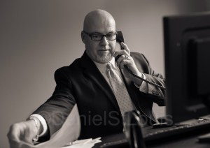 Headshot / profile photo for financial Advisor Dan Noel, Moncton NB