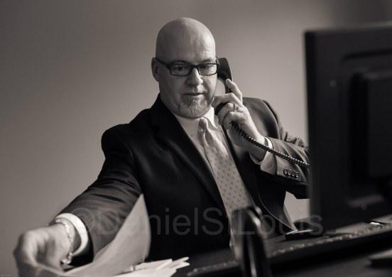 Headshot / profile photo for financial Advisor Dan Noel, Moncton NB