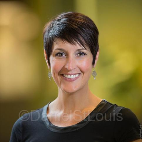 Headshot, Professional profile picture, Kim Merrill Wilson, Atlantic Lottery.
