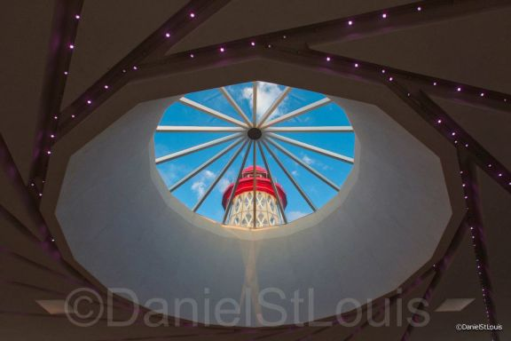 Interior of Casino NB in Moncton.