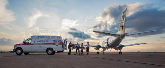 Ambulance NB & NB AIr Care