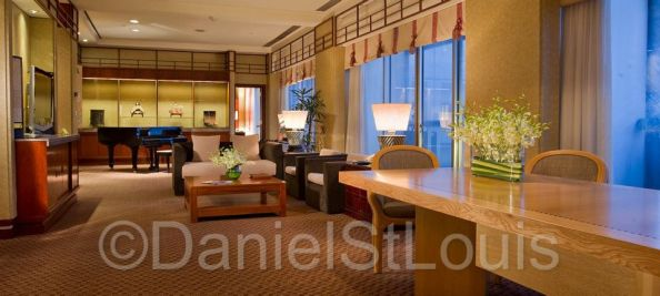 room in the fairmont singapore