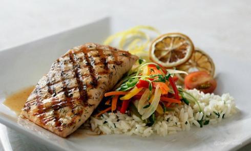 Atlantic Seafood food photographer