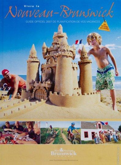 tourism new brunswick cover photo sandcastle
