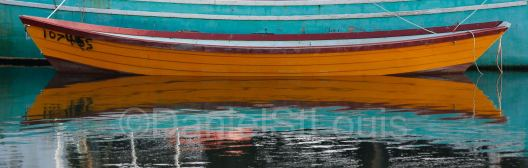 Boat from the Bay of Fundy.