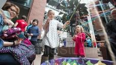 Frye Festival, Blue Cross Center