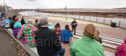 Tidal Bore interpretive