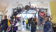 The Transportation Discovery Center TDC in Resurgo Place