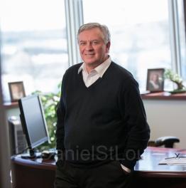 Business profile headshot, Moncton NB