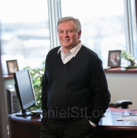 Business profile headshot, Moncton NB