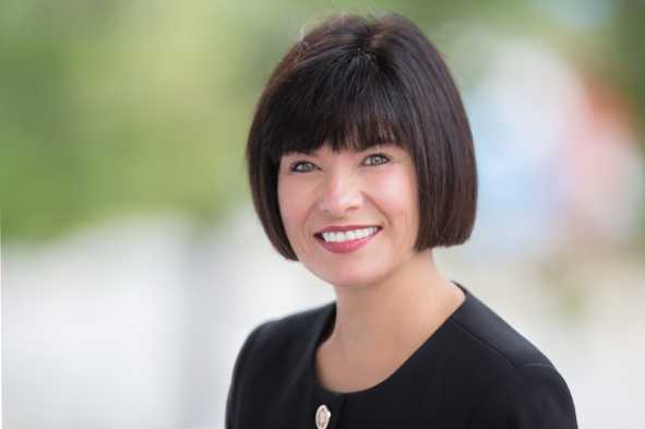 This location headshot for Ginette Petitpas-Taylor, Liberal Party of Canada